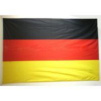 5号德国国旗俄罗斯 世界杯32强 旗帜定做60*90cm涤纶球迷旗子