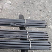石家庄B19锚杆钻杆--风动锚杆机钻杆