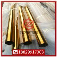 玫瑰金不锈钢方管 304黑钛金方管 钛金圆管方管装饰管