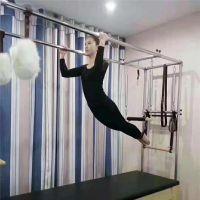 恒庆厂家热销普拉提器械实木凯迪拉克普拉提床锻炼器材瑜伽健身房专用健身器材