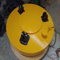 厂家直销高频强磁吸盘 山东厂家 直径0.7米-2.1米电磁吸盘