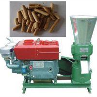 养殖电动造粒机 小型制粒机报价 平模小型家用颗粒机