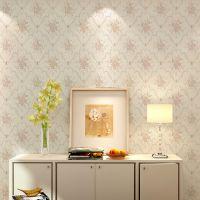 环保家装素雅壁布防水防污无缝提花墙布卧室客厅沙发电视背景墙