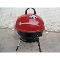 厂家直销户外便携式木炭烤炉 14.5寸折叠迷你型烤炉 家用烤炉