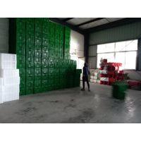 成都温江物流箱装鱼的塑料箱子生产厂家 PP塑料筐子