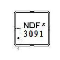 声表滤波器 NDF3091 353.5MHz集成电路(IC)