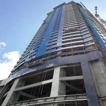 2.5mm厚外墙铝单板加工定制供应行政大楼氟碳铝单板幕墙 装饰铝板规格设计安装
