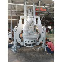 启东海门市用沃泉挖掘机液压抽沙泵 渣浆泵在河道采沙