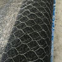 环标加筋格宾网-加筋麦克垫-加筋石笼网-防雨水冲刷加筋格宾网