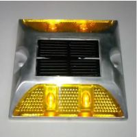 供应阳东高速公路塑料道钉 太阳能道钉 铸铝道钉批发安装