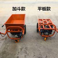 适宜懒人用的工具推车 奔力SDBL-STC 养牛场粪便处理汽油推车