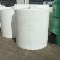 亿晟科技5000L化工矾液储存搅拌桶 超滤产水加药箱