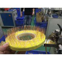 全自动铜箔背胶焊线裁切机,日产量可达3-7万