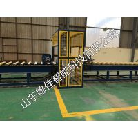 LJ-SP1600L隔墙板缠绕膜包装机