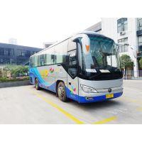 赣州宇通豪华客车大巴车租赁价格表团体国内旅游客车载客包车带司机二十几座车