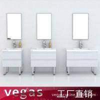 浴室柜厂家定制出口落地式浴室柜  批量生产卫生间洗脸盆浴室柜