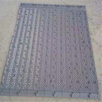 传质设备专用冷却塔填料 冷却塔填料 主要用于循环水降温 品牌华庆