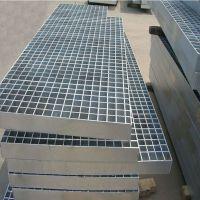 青岛热镀锌钢格板厂家 锯齿防滑钢梯踏步板 压焊插接钢格板格栅
