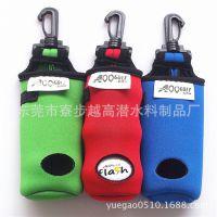厂家供应潜水料高尔夫球袋 新款高尔夫球套 环保材料高尔夫球包