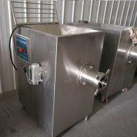 JIR-D120冻肉绞肉机山东生产厂家,冻肉绞肉机配件