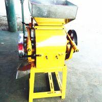 五谷杂粮压扁机 大豆玉米小麦 专用挤扁机 机佳诚机械