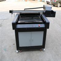 深圳亚克力手机壳金属饰品小型9060uv平板打印机