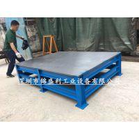 广东锦盛利MJT-1002工模工作台 45#钢板水磨审模台 支持订做