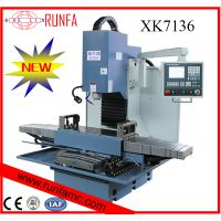 XK7136数控铣床价格 数控铣床厂家