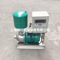 德国威乐MHI202不锈钢家用卧式变频增压泵上海现货
