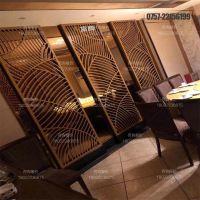 苏州铝合金窗花 中式铝花格厂家 个性定制