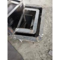 水泥预制U型渠钢模具操作简单易脱模