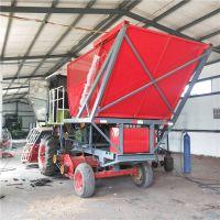 山东菏泽青储机厂家供应大型玉米秸秆收割青贮机 牧草收割机