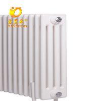 钢三柱暖气片 钢三柱暖气片安装 三柱钢制暖气片