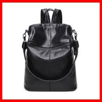 厂家直销新款2016韩版时尚双肩包复古大容量多功能背包书包可代发