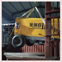 小型二次构造柱泵上料机 建筑机械混凝土搅拌运输车 二次构造柱专用泵