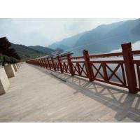 岐山仿石仿木护栏桥栏欧式围墙护栏