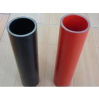 涂塑管 Q235 聚乙烯 内衬塑 外镀锌 民用循环水系统
