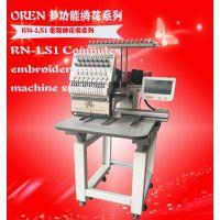 供应绣花机 奥玲电脑十字绣电脑绣花机 刺绣缝纫机