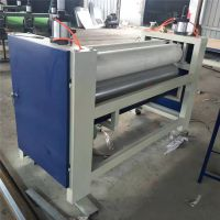 PUR热熔胶贴面机 木塑地板贴面机 PVC膜热熔胶贴密度板