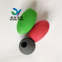 eva研磨火箭头玩具 epe火箭筒 异形eva打磨成型 厂家