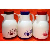 咖啡壶促销礼品 保温瓶玻璃内胆1L礼品定做 型号:76100