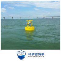 海口厂家专业定制航道整治浮球 示位信号球 太阳能锚球