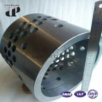 OD270*L210多孔硬质合金YG8过滤直筒