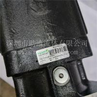 原装进口意大利SALAMI铸铁齿轮泵PG330-64/28S-B69R8 615160301