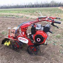 多功能田园管理机 果园开沟培土机 大棚专用农业土壤耕整机械