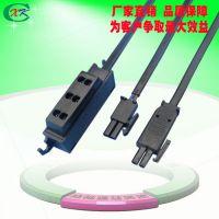 工厂直销led灯饰分线盒 符合Rohs标准及CE认证led灯照明组装必备接线盒