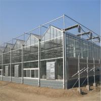 河南连栋玻璃温室大棚 智能连栋温室大棚建设 新型温室大棚