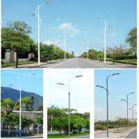 6-12米双臂锥形道路灯杆