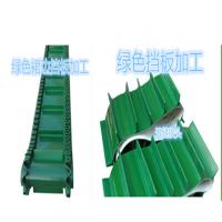 广东绿色挡板输送带