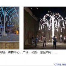 泡泡树游艺设施厂家/身临其境的产品烟泡树